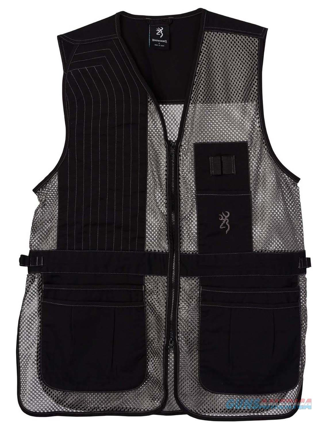 Browning Trapper Creek Shooting Vest MD  Non-Guns > Shotgun Sports > Vests/Jackets