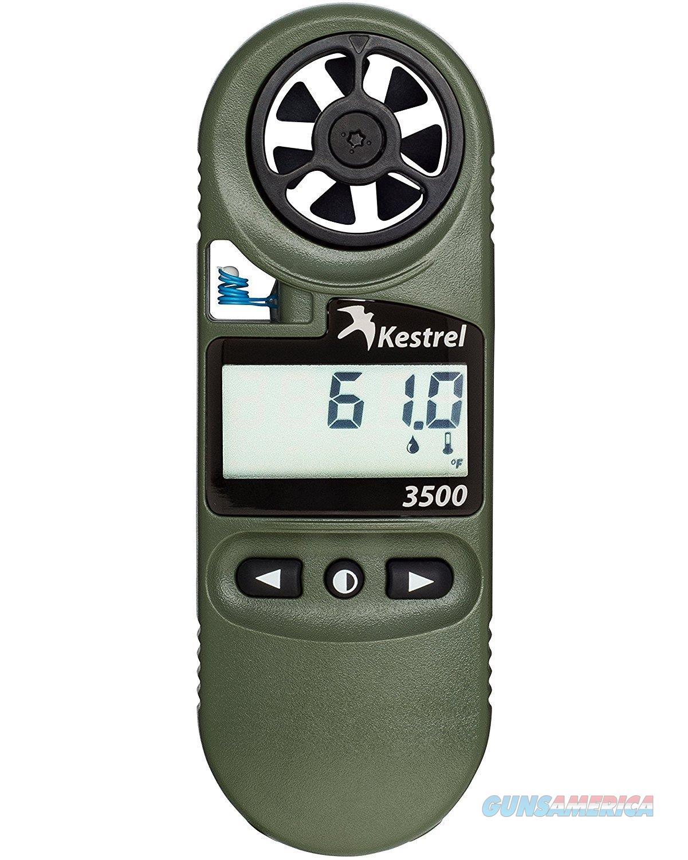 Kestrel 3500 NV Pocket Weather Meter Green  Non-Guns > Miscellaneous
