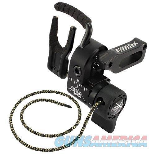 QAD Ultra Rest HDX Black Left Hand NEW  Non-Guns > Fishing/Spearfishing