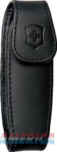 Victorinox Leather Clip Pouch Black NEW  Non-Guns > Knives/Swords > Other Bladed Weapons > Other