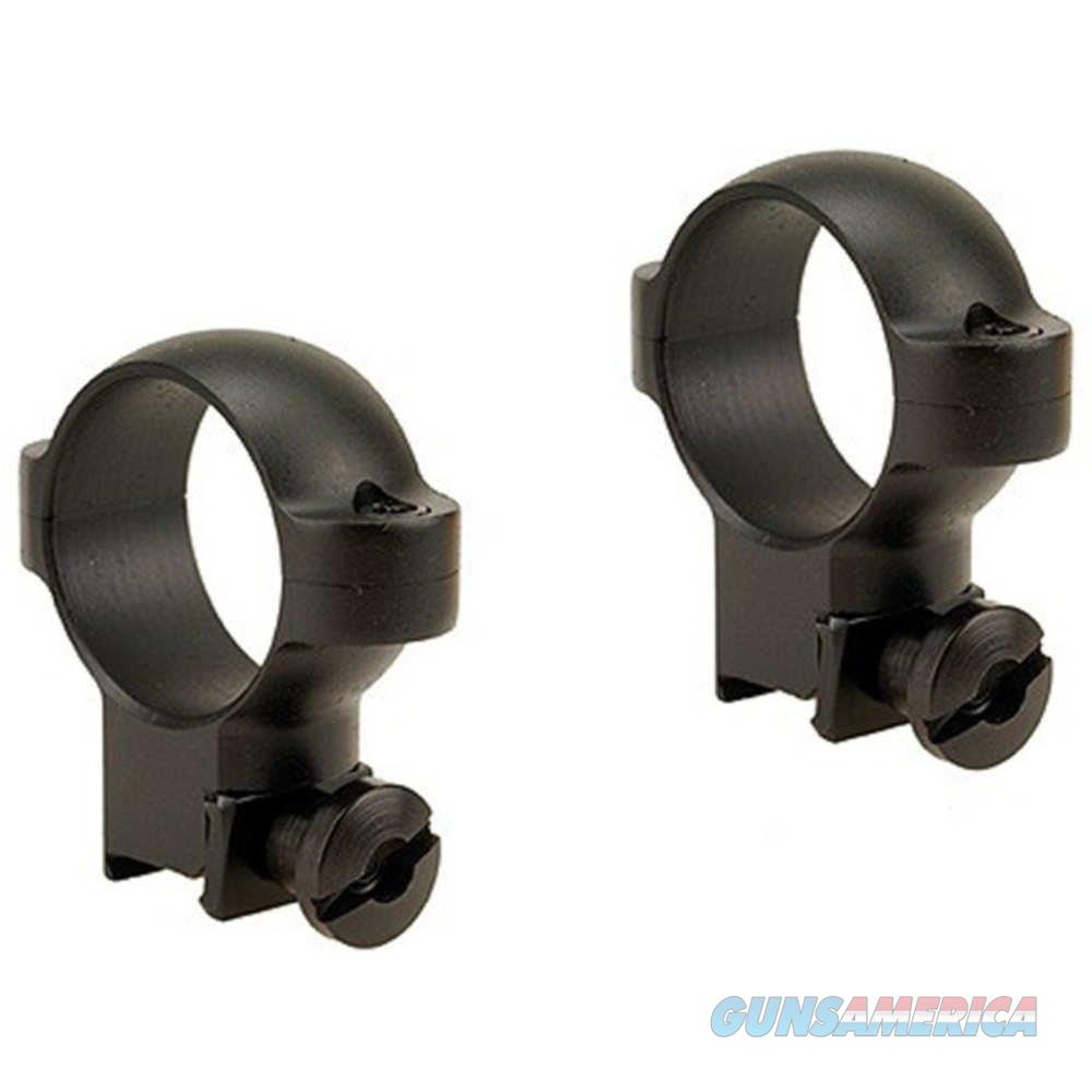 """Burris High 1"""" .22 Dovetail Steel Rings - 420076  Non-Guns > Charity Raffles"""