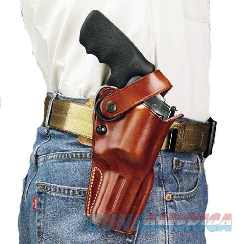 "Galco DAO Holster 6"" Tan Right Hand  Non-Guns > Holsters and Gunleather > Concealed Carry"