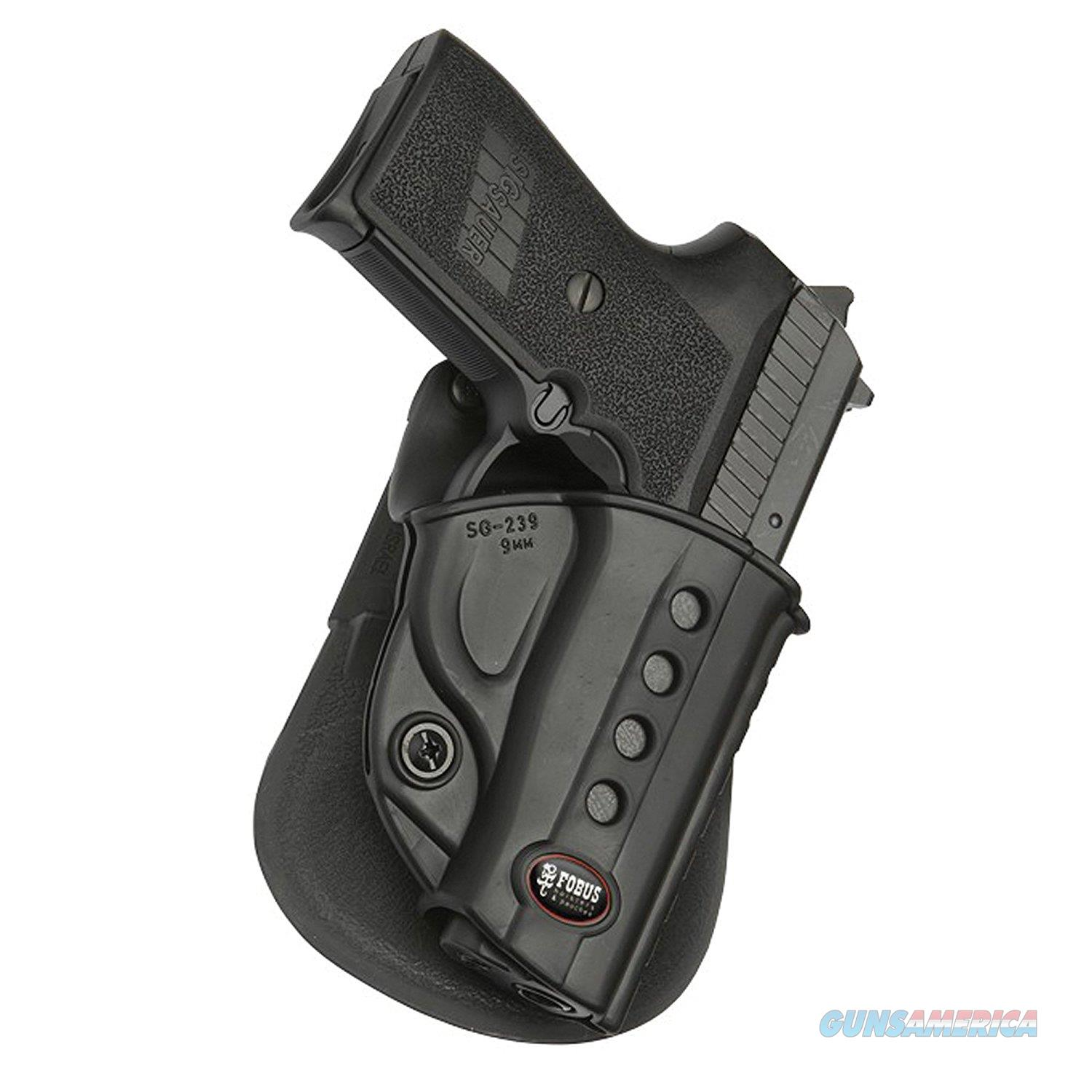 Fobus Evolution Paddle Holster P239  Non-Guns > Holsters and Gunleather > Concealed Carry