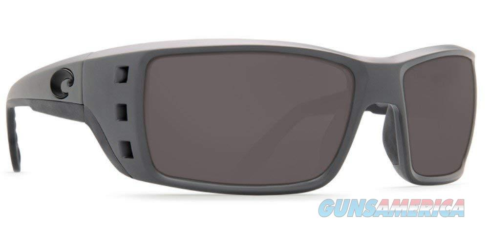 Costa Del Mar Permit Sunglasses Matte Gray 580P  Non-Guns > Miscellaneous