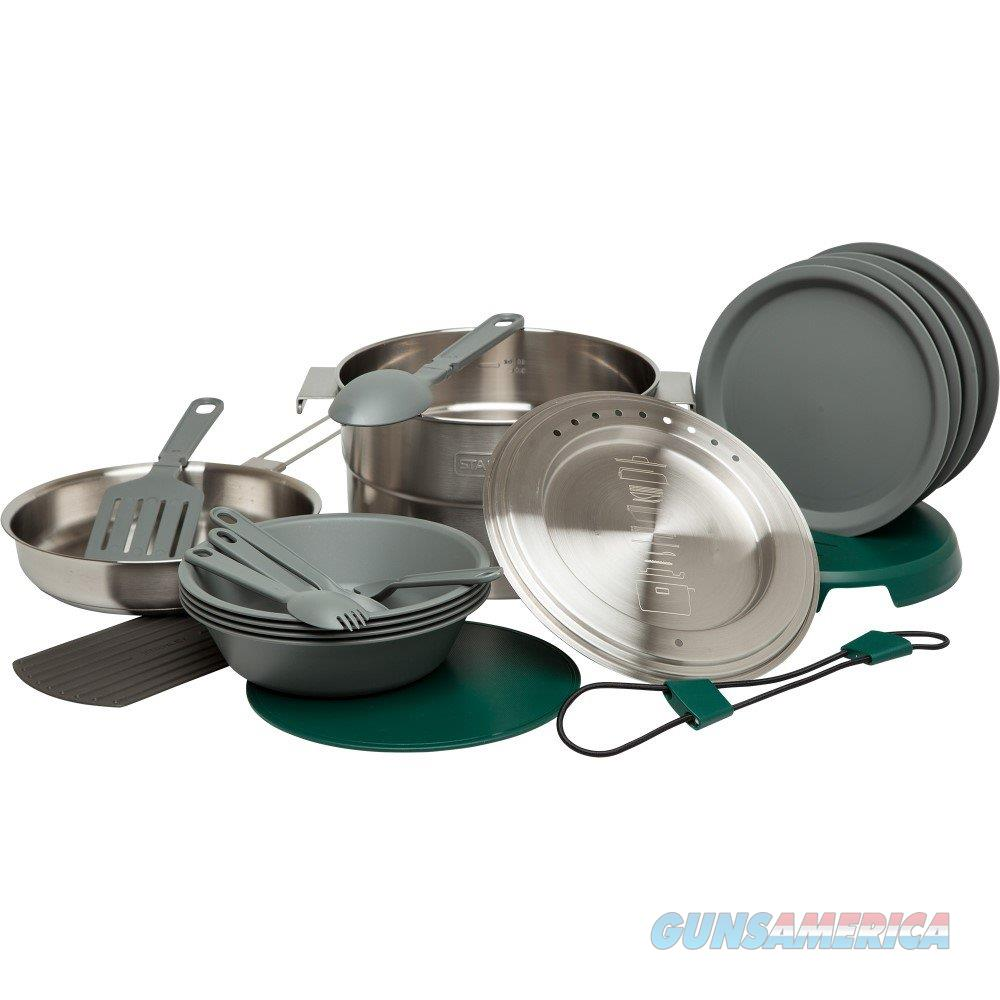 Stanley Adventure Camp Cook Set 21 Piece  Non-Guns > Miscellaneous