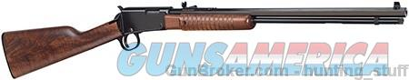 Henry H003T 22 LR Pump NIB 20 Barrel Walnut Stock  Guns > Rifles > Henry Rifles - Replica