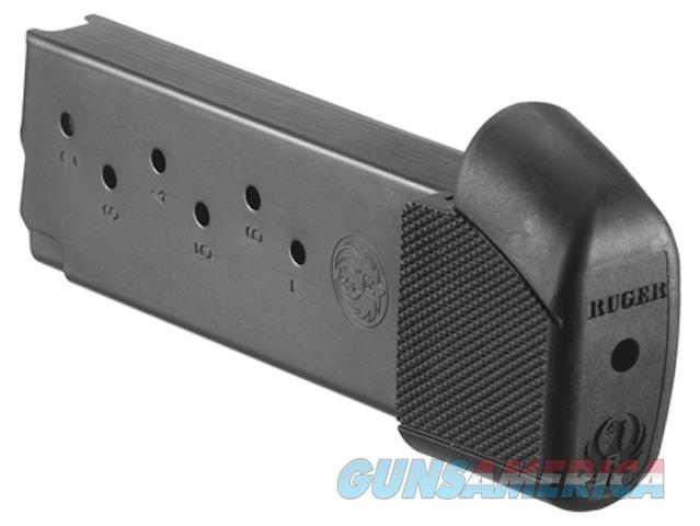 Ruger LC9 9 Round Extended Magazine Finger Rest  Non-Guns > Magazines & Clips > Pistol Magazines > Other