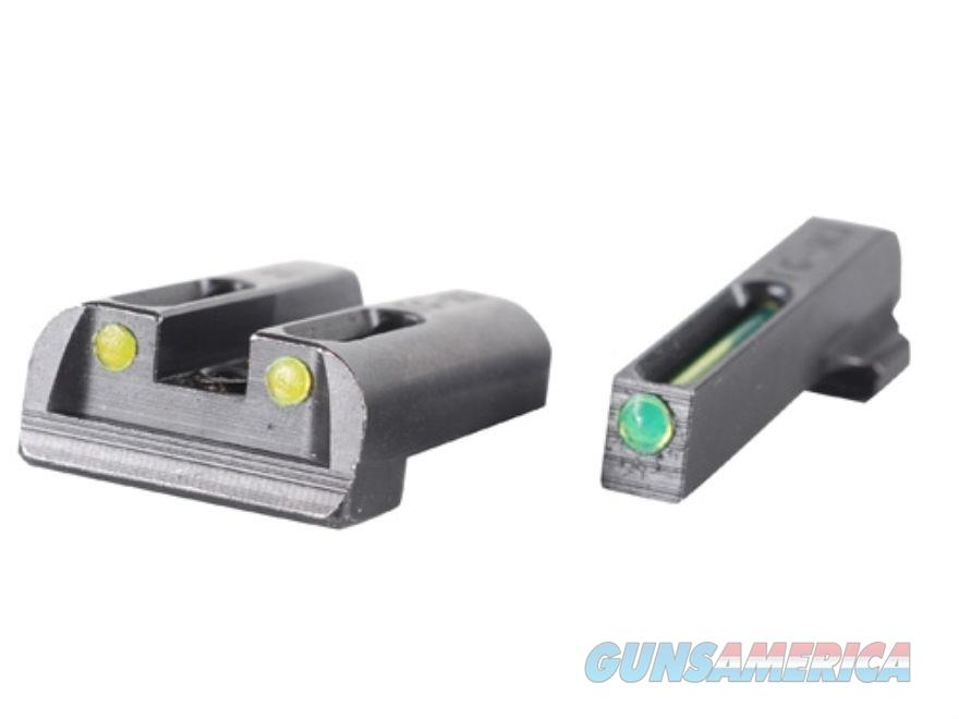 TruGlo TFO Tritium Sight for Glocks - TG131GT1Y  Non-Guns > Iron/Metal/Peep Sights