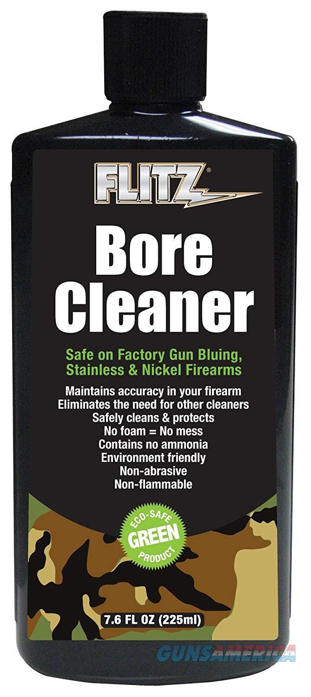 Flitz Bore Cleaner 7.6 fl oz Eco Safe  Non-Guns > Miscellaneous