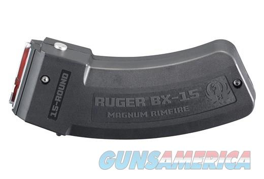 Ruger 10/22 15 Round Mag Black 90585 NEW  Non-Guns > Magazines & Clips > Rifle Magazines > 10/22
