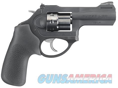 """Ruger LCRX 22 LR 3"""" BBL 05435 NIB 8 Rnd Black 22LR  Guns > Pistols > Ruger Double Action Revolver > LCR"""