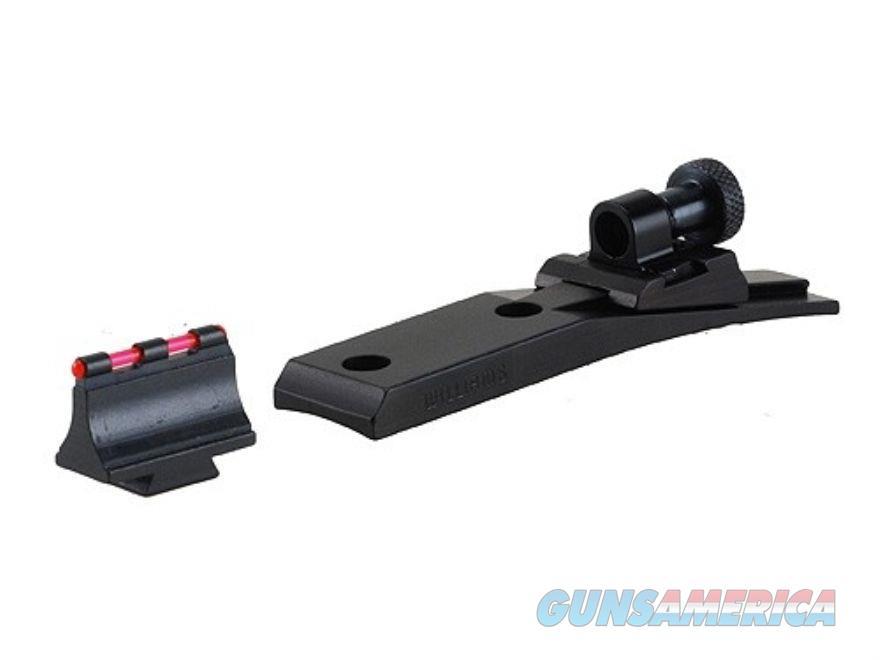 Williams Fire Sight Wgrs Peep Sight Ruger 63330  Non-Guns > Iron/Metal/Peep Sights