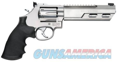 Smith & Wesson 686 Competitor 357 Mag NIB 170319  Guns > Pistols > Smith & Wesson Revolvers > Full Frame Revolver