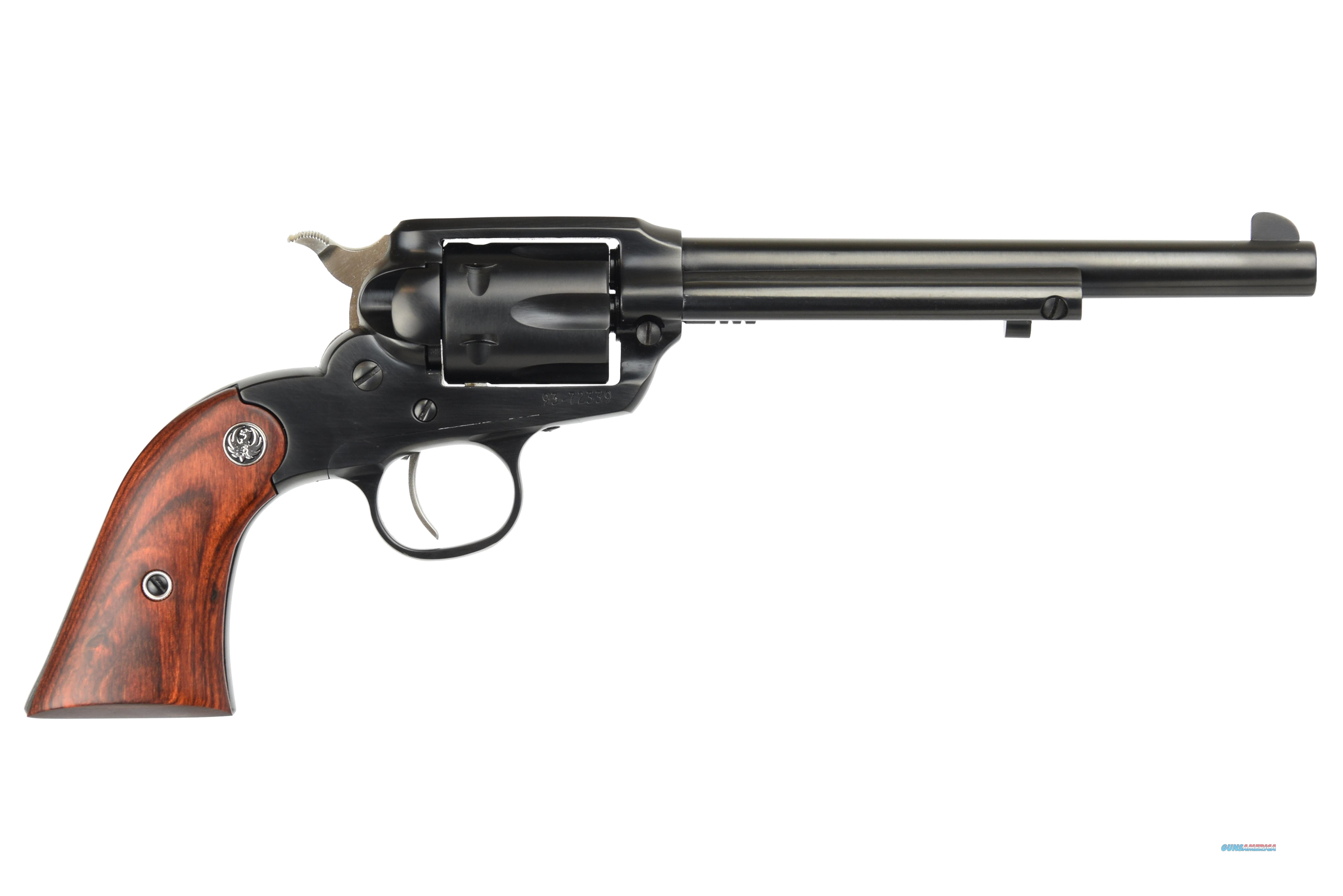 "Ruger Bearcat 22 LR Blued 6"" BBL 0922 NIB 6 RND  Guns > Pistols > Ruger Single Action Revolvers > Bearcat"