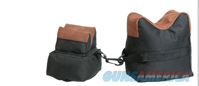 Outdoor Connection 2Piece Shooting Rest Bench Bags  Non-Guns > Hunting Clothing and Equipment > Ammo Pouches/Holders/Shell Bags