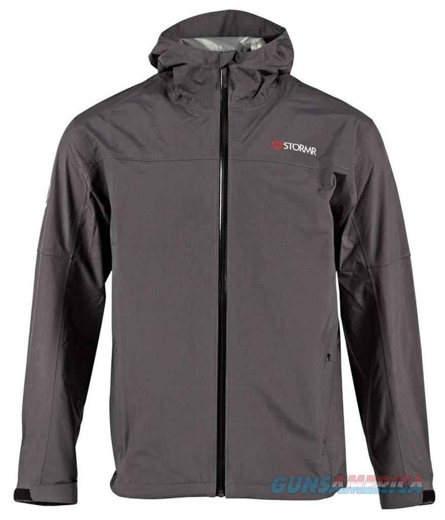 Stormr Nano All Weather Jacket Grey LG NEW  Non-Guns > Hunting Clothing and Equipment > Clothing > Gloves
