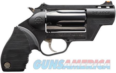 Taurus Public Defender 45 LC 410 Ga NIB 244102PFS  Guns > Pistols > Taurus Pistols > Revolvers