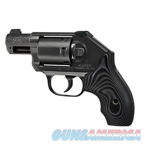 "Kimber K6S DC 357 Mag 2"" BBL 3400012 NIB Melt DLC  Guns > Pistols > Kimber of America Pistols > Revolvers"