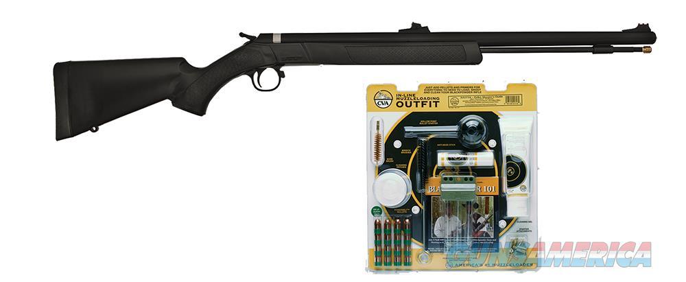 "CVA Wolf 50 Cal PR2110VP NIB 24"" BBL DuraSight  Guns > Rifles > Connecticut  Valley Arms (CVA) Rifles > Modern Muzzleloaders"