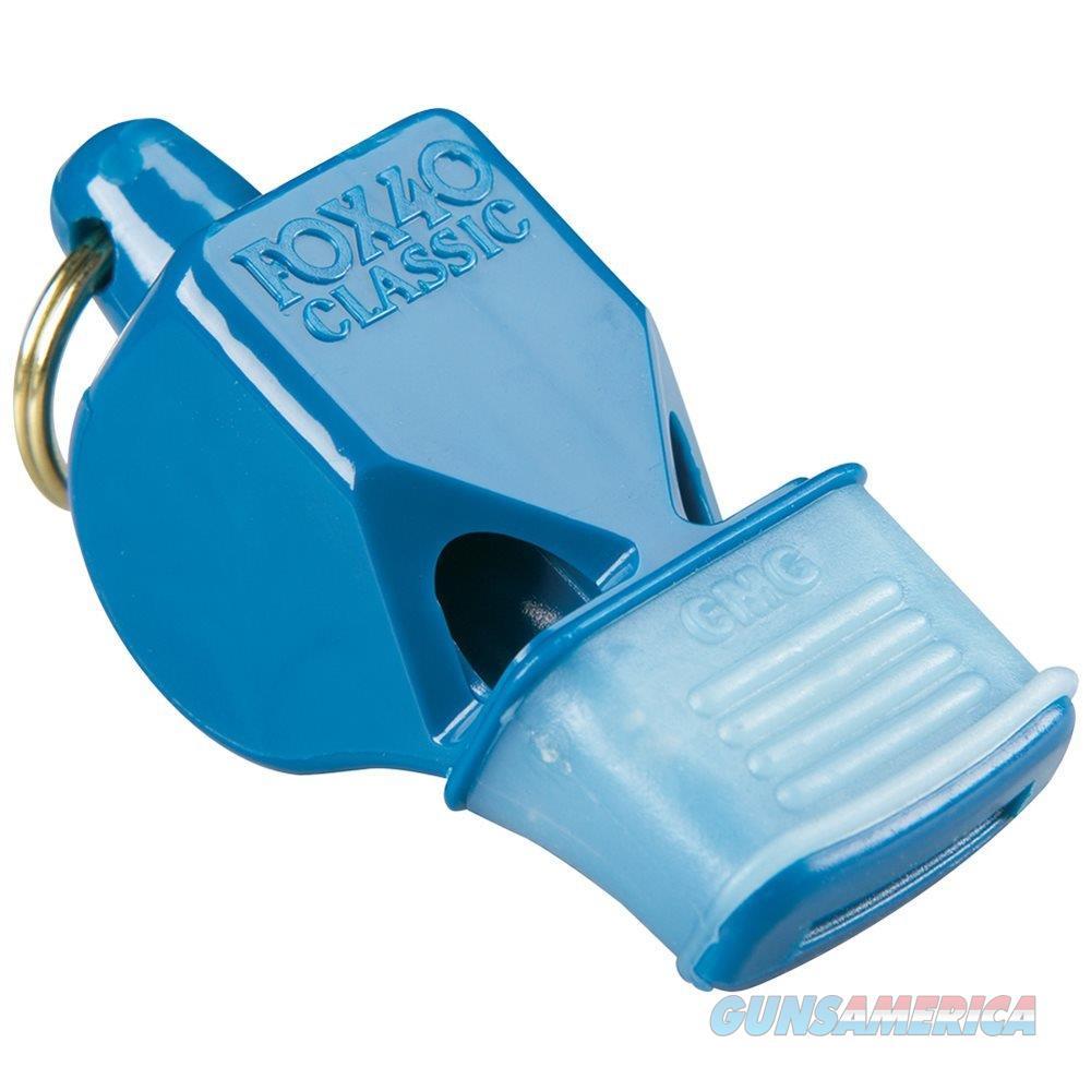 Fox 40 Classic CMG Safety Whistle Blue  Non-Guns > Miscellaneous