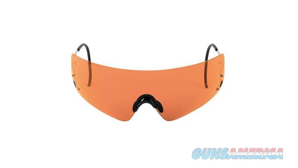 Beretta Metal Frame Shooting Glasses Orange  Non-Guns > Miscellaneous