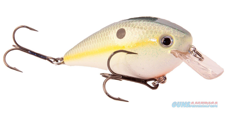 "Strike King Square Bill Crankbait, 1.5"" Chartreuse Sexy Shad  Non-Guns > Fishing/Spearfishing"