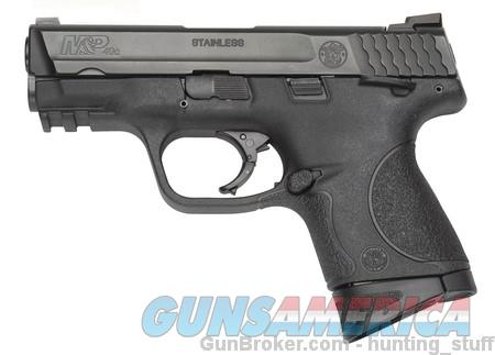 "Smith & Wesson M&P Compact 40 S&W 106303 NIB 3.5""  Guns > Pistols > Smith & Wesson Pistols - Autos > Polymer Frame"