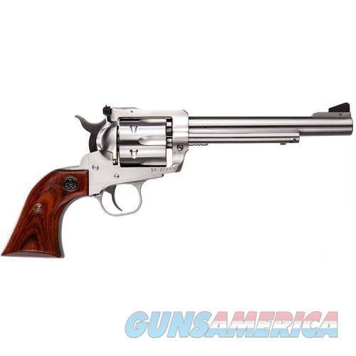 """Ruger Blackhawk SS 357 MAG 38 SPL 0319 NIB 6.5""""BBL  Guns > Pistols > Ruger Single Action Revolvers > Blackhawk Type"""