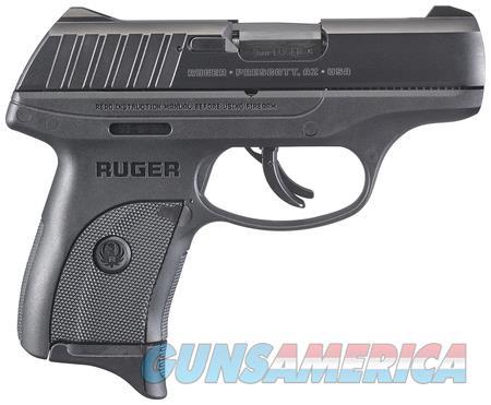 """Ruger EC9S 9 MM 3.12"""" BBL 03283 NIB 7+1 BLK 9MM  Guns > Pistols > Ruger Semi-Auto Pistols > LCP"""