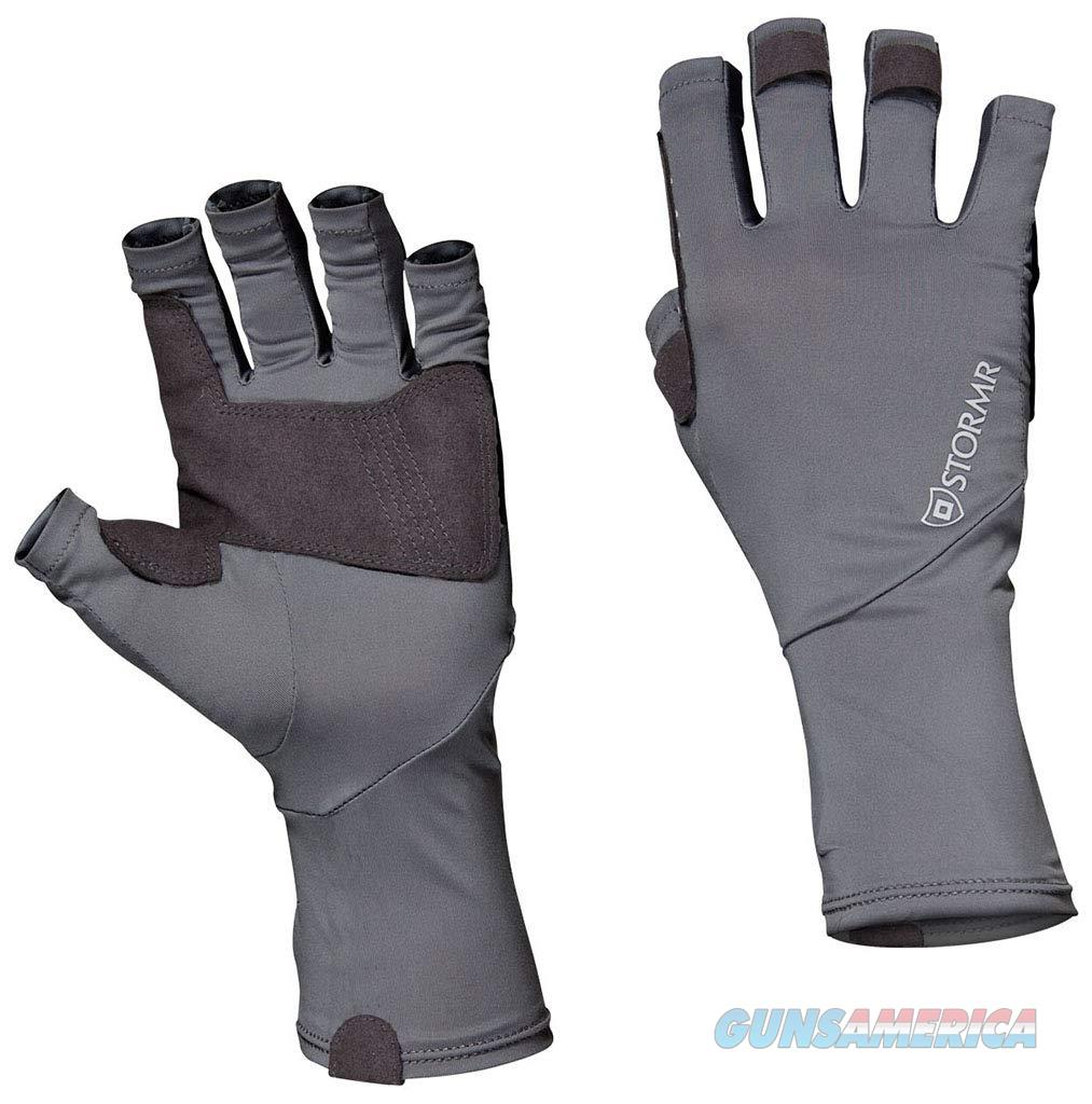 Stormr UV Control Sun Glove Grey LG NEW  Non-Guns > Hunting Clothing and Equipment > Clothing > Gloves