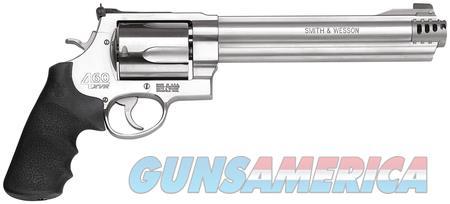 "Smith & Wesson 460XVR 460 S&W 163460 NIB 8.5"" BBL  Guns > Pistols > Smith & Wesson Revolvers > Full Frame Revolver"