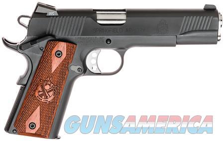 "Springfield 1911 Loaded 45 Acp NIB 5"" BBL PX9109L  Guns > Pistols > Springfield Armory Pistols > 1911 Type"