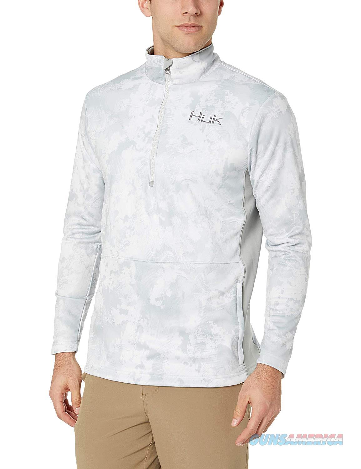 Huk Tidewater 1/4 Zip XL Subzero  Non-Guns > Hunting Clothing and Equipment > Clothing > Shirts
