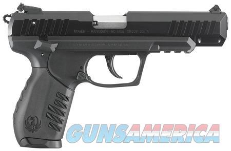 """Ruger SR22 Long Slide 22LR 4.5"""" BBL 22LR NIB 03620  Guns > Pistols > Ruger Semi-Auto Pistols > SR Family > SR22"""