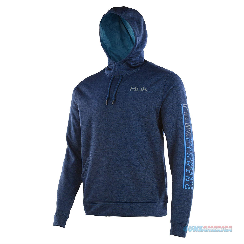 Huk Cold Front Hull Hoodie Sea MD NEW  Non-Guns > Hunting Clothing and Equipment > Clothing > Shirts