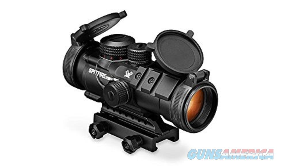 Vortex Optics Spitfire 3x EBR-556B Reticle  Non-Guns > Iron/Metal/Peep Sights