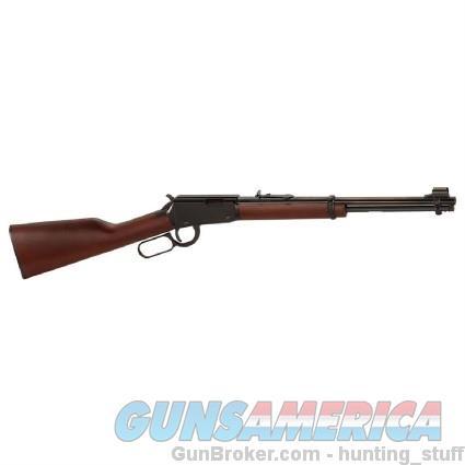 "Henry Youth Lever H001Y 22 LR S L 16"" NIB 22  Guns > Rifles > Henry Rifles - Replica"