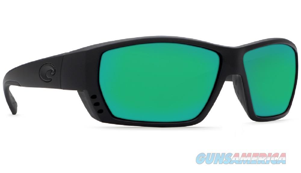 Costa Del Mar Tuna Alley Sunglasses Blackout 580  Non-Guns > Miscellaneous
