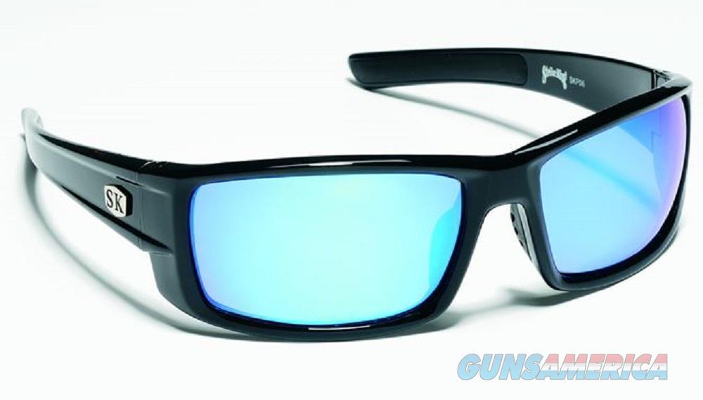 StrikeKing SK Plus Bosque Sunglasses BLK/Blue Lens  Non-Guns > Miscellaneous
