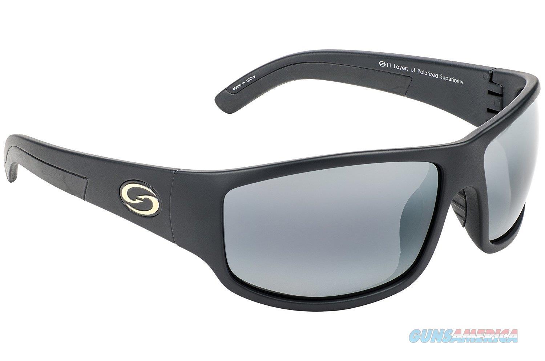 Strike King S11 Sunglasses Black Frames Gray Lens  Non-Guns > Miscellaneous