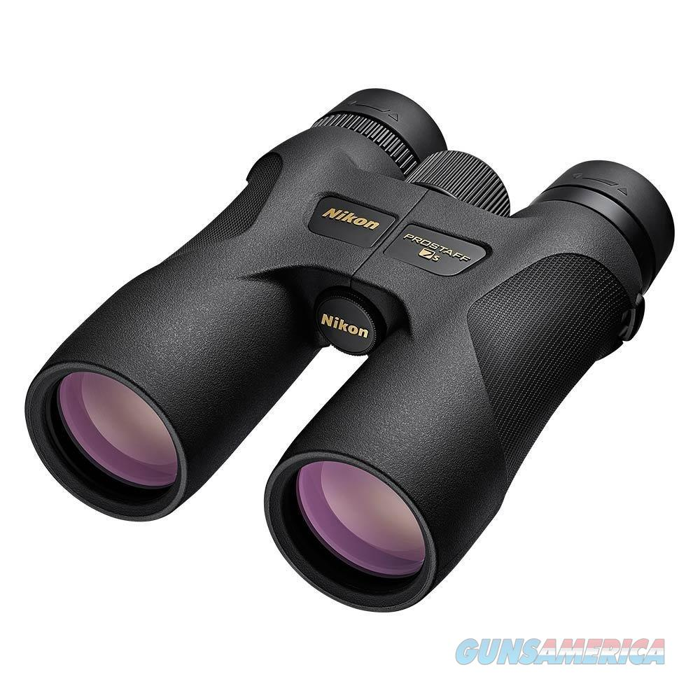 Nikon Prostaff 7S 8x42 Binoculars Black NEW  Non-Guns > Scopes/Mounts/Rings & Optics > Non-Scope Optics > Binoculars