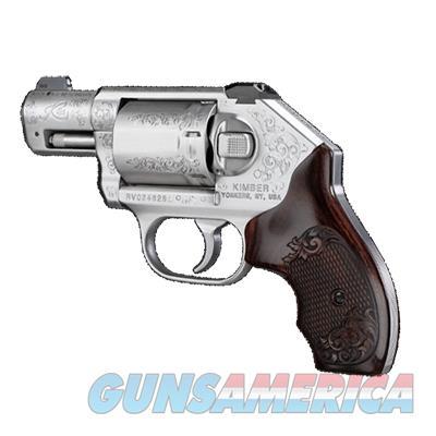 "Kimber K6S Classic Engraved 357 Mag 2"" NIB 3400015  Guns > Pistols > Kimber of America Pistols > Revolvers"