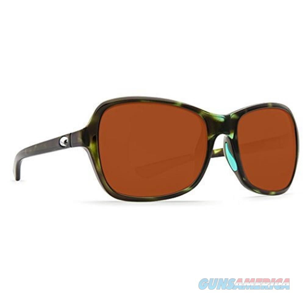 Costa Del Mar Kare Sunglasses Shiny Kiwi Tortoise  Non-Guns > Miscellaneous