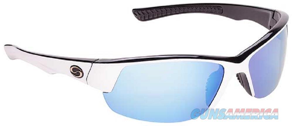 Strike King S11 Gulf Sunglasses White/Gray Lens  Non-Guns > Miscellaneous