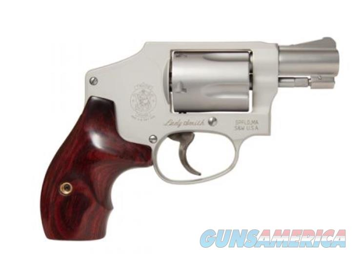 Smith & Wesson 642 Lady Smith 38 Spl NIB 163808  Guns > Pistols > Smith & Wesson Revolvers > Small Frame ( J )