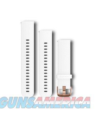 Garmin Quick Release 20 Watch Band White  Non-Guns > Miscellaneous