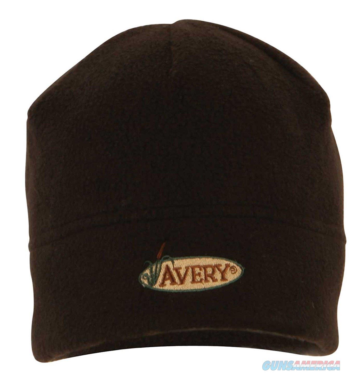 Avery Fleece Skull Cap Hat Black NEW  Non-Guns > Hunting Clothing and Equipment > Clothing > Hats