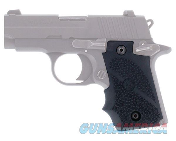 Hogue Sig Sauer P238 Rubber Grip Finger Grooves  Non-Guns > Gun Parts > Grips > Other