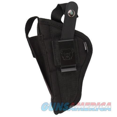 """Bulldog Belt Holster for Large Frame 3.5-5"""" Auto  Non-Guns > Gun Cases"""