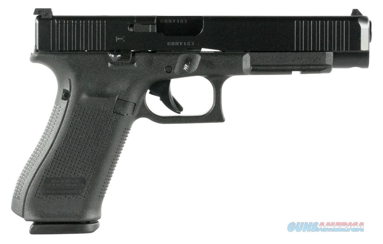 "Glock 34 Gen5 MOS FS 9 MM 5.31"" NIB PA343S103MOS  Guns > Pistols > Glock Pistols > 34"